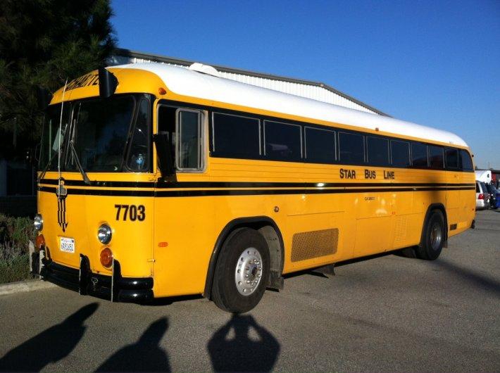 Glorya Marie 1977 Crown SuperCoach Bus