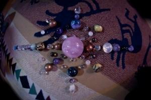 Kokopeli Crystal Grid Mandala